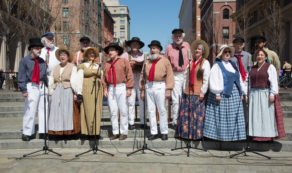 Maritime Voices at U.S. Navy Memorial