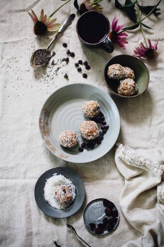 Making Nut Butter Balls + Herbal Chocolates with Ashley Litecky Elenbaas
