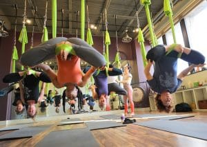 Aerial Yoga Strength + Conditioning: A Six-Week Series