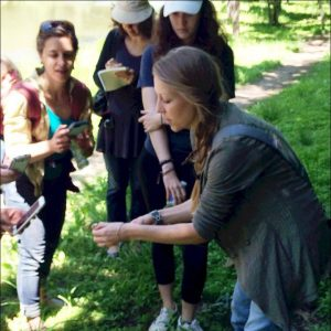Magical Herb Walk for Kids!