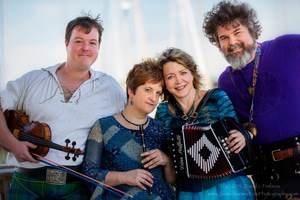 OCEAN Celtic Quartet at Carroll Cafe