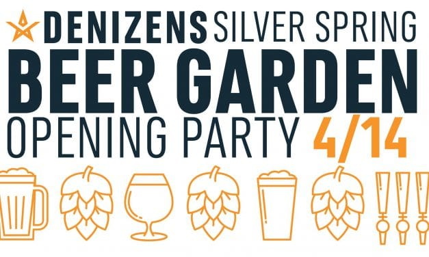 Beer Garden Opening Party @ Denizens Brewing Co.