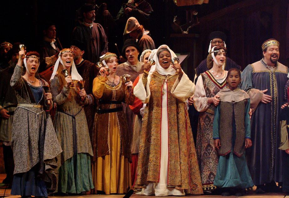 2019 Christmas Revels Adult Auditions