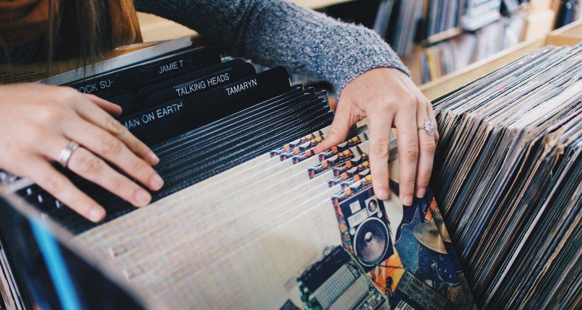 """""""Just for the Record-A Vinyl Day"""" Set for Saturday at Library"""