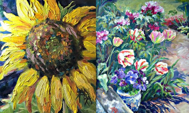 Fabulous Florals: Painting Flowers in Acrylics