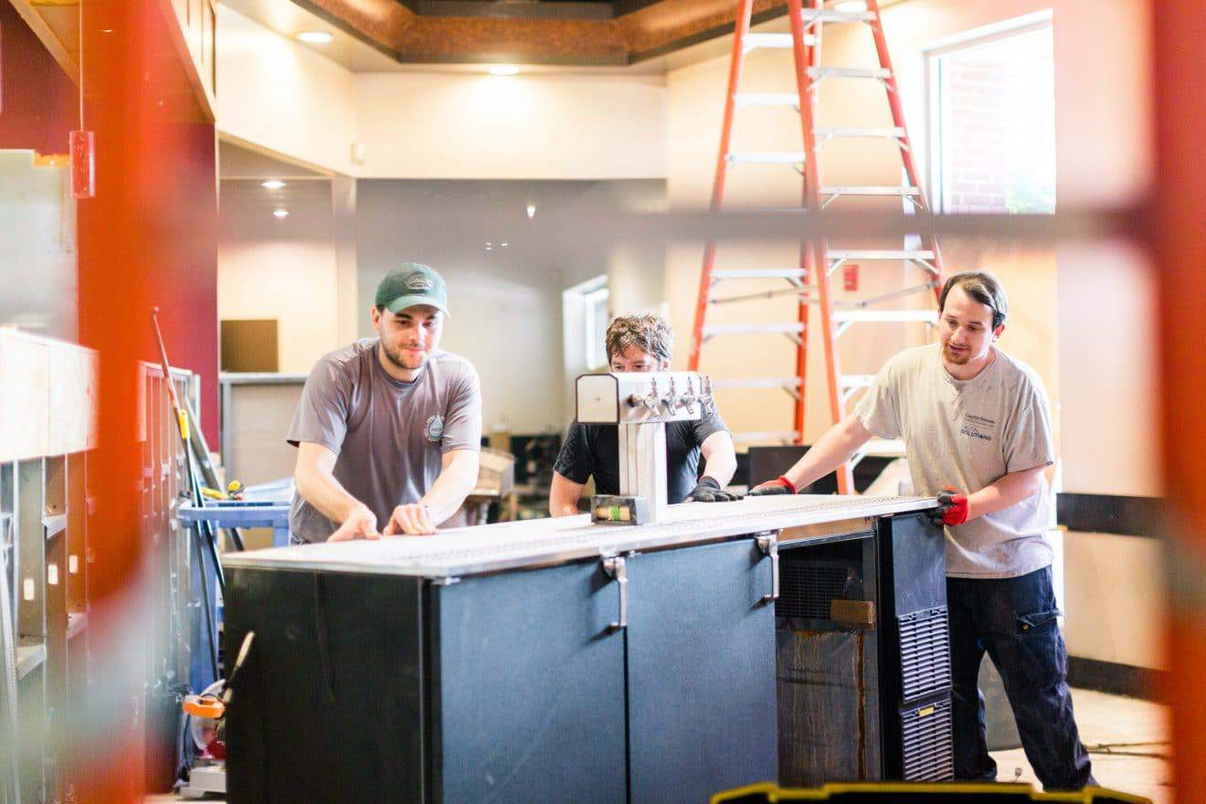 Locavino Café Expected to Open Downtown in June