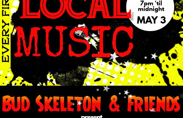 First Friday at the American Legion!
