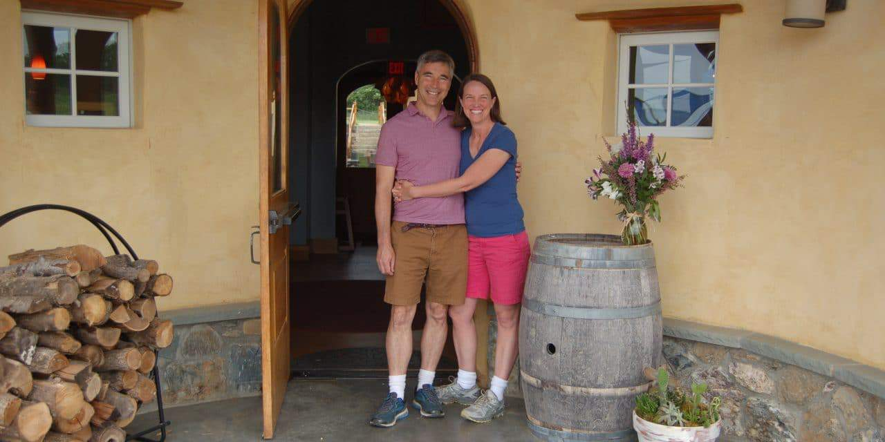 One of Maryland's Top Wineries is Owned by Silver Spring Couple