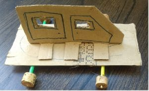 STEAM: after-school workshop - How to build a small hands-on car