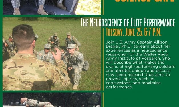 Medical Museum Science Cafe: The Neuroscience of Elite Performance