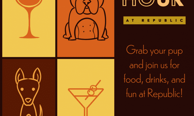 Yappy Hour at Republic