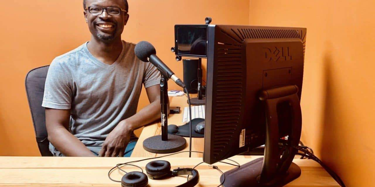 Entrepreneur Creates Podcast about People of Downtown Silver Spring