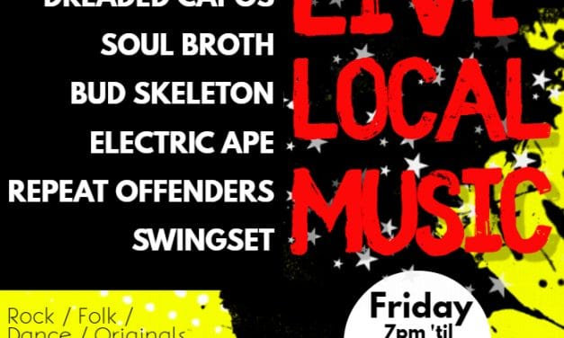 Bud Skeleton and Friends – Live Local Music