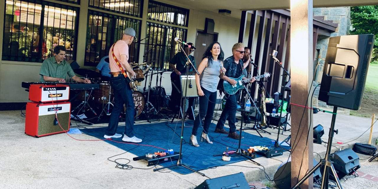 Golf Course Now Featuring Local Bands on Friday Nights