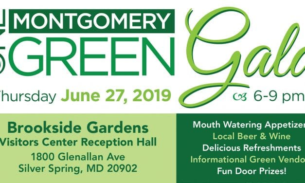 One Montgomery Green Gala 2019