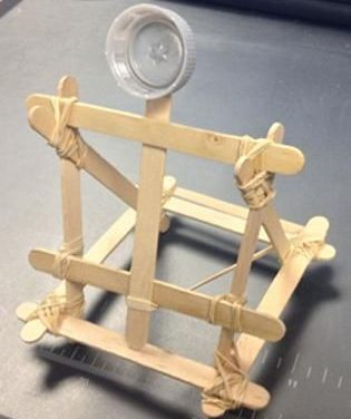 STEM After-School for Kids: How to Build a Catapult