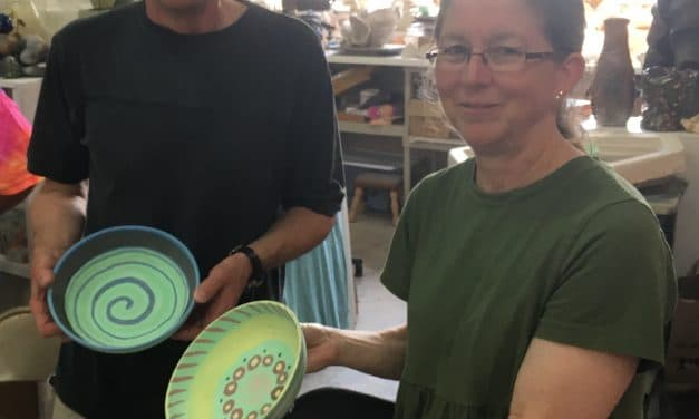 Revels Day of Service: Father's Day Bowl Painting