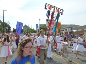 March with Revels on July 4th!