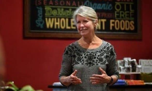 Cooking for Peace with Special Guest Gwyn Whittaker