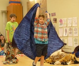 Revels After-School Workshops (Grades PreK-1)