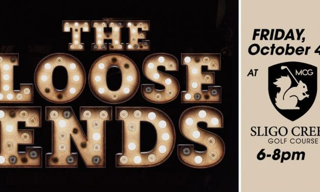 """Free live music with """"The Loose Ends"""" at Sligo Creek Golf Course"""