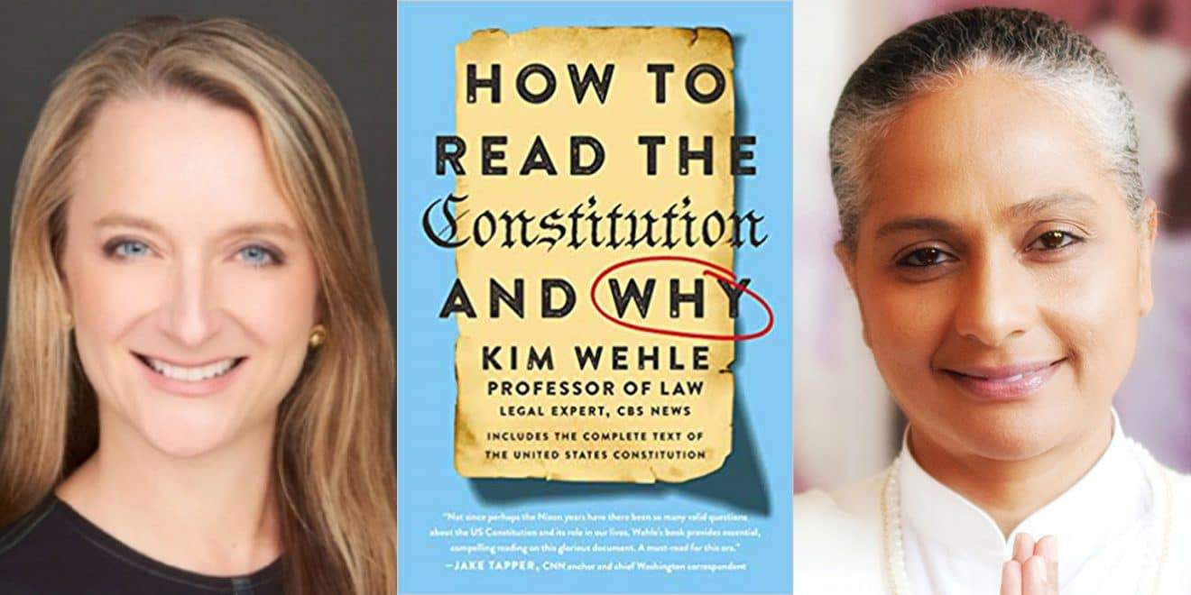 How to Read the Constitution and Why w/ Special Guest Kim Wehle