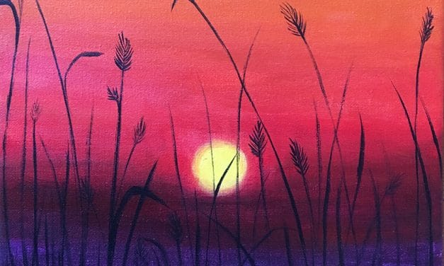 September Paint & Sip at CREATE!