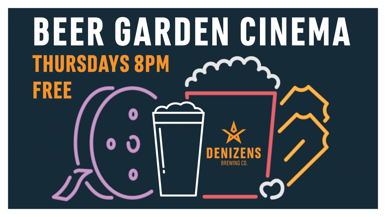 Beer Garden Cinema