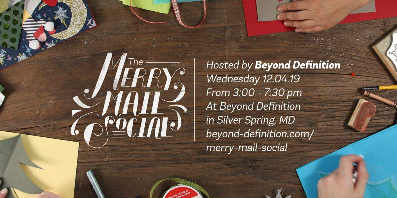 Merry Mail Social