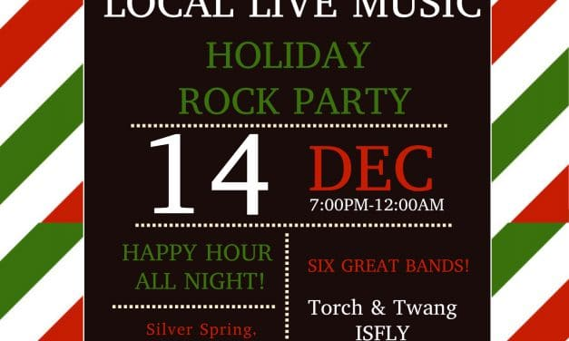 """""""2nd Saturday"""" at the Legion- Live Local Music Night"""