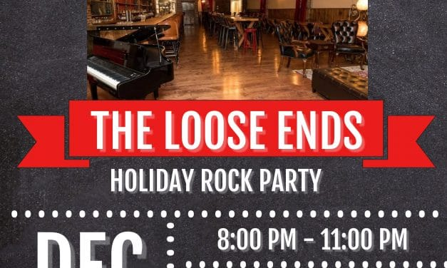The Loose Ends' Holiday Party at Silver Strings