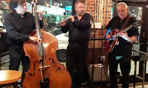 Live Jazz with Mark Caruso & Friends